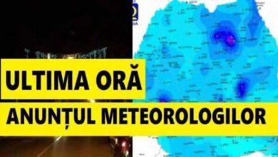 """Photo of Ce se întâmplă mâine cu vremea. Anunț meterologi : """" Este anormal pentru această perioadă…"""""""