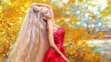 """Photo of Frumoasa """"Rapunzel"""" trăiește în Ucraina și are părul de aproape 2 metri lungime: """"Este foarte plăcut"""""""