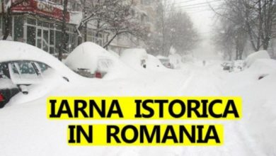 Photo of ANM a actualizat vremea de Craciun. SURPRIZA MARE pentru romani!