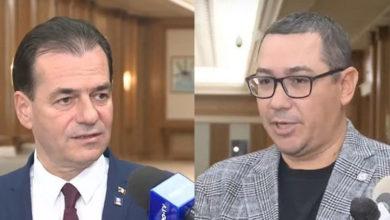 """Photo of Victor Ponta despre Guvernul Orban! """"Cred că încep cu stângul o guvernare"""""""