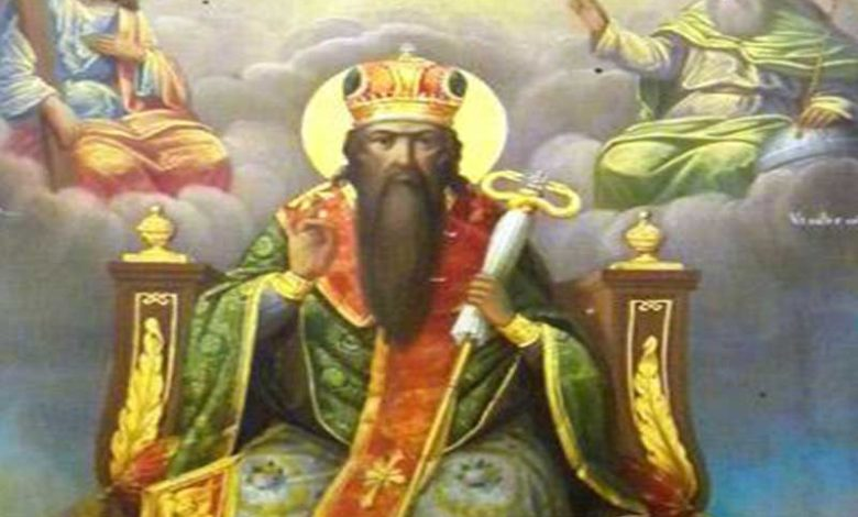 Sarbatoare Mare Sfantul Vasile