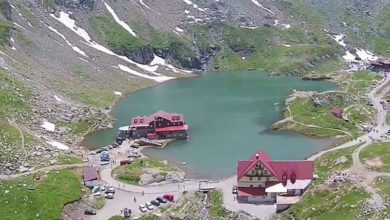 Photo of Peisaj de basm la Bâlea Lac – Pare desprins din Frozen. Imagini inedite!