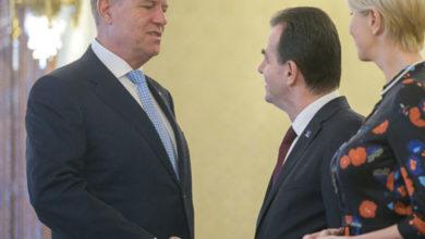 Photo of Klaus Iohannis l-ar fi convins pe Ludovic Orban să candideze la Primăria Capitalei, dacă va demisiona din funcția de premier