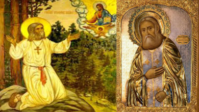 Photo of Învățăturile sfântului Serafim de Sarov
