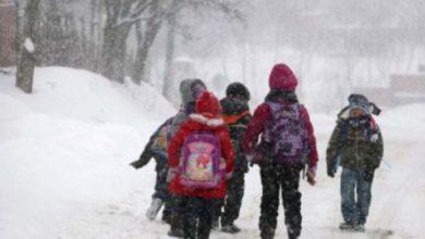 Photo of Vești bune pentru elevi! Vacanța de iarnă se prelungește. Până când vor sta acasă
