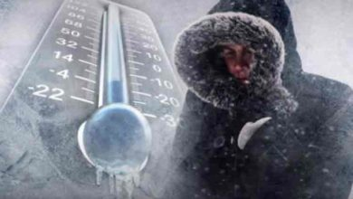 Photo of ALERTA METEO DE GER! Temperaturile vor cobori pana la -22 de grade. Cand expira avertizarea