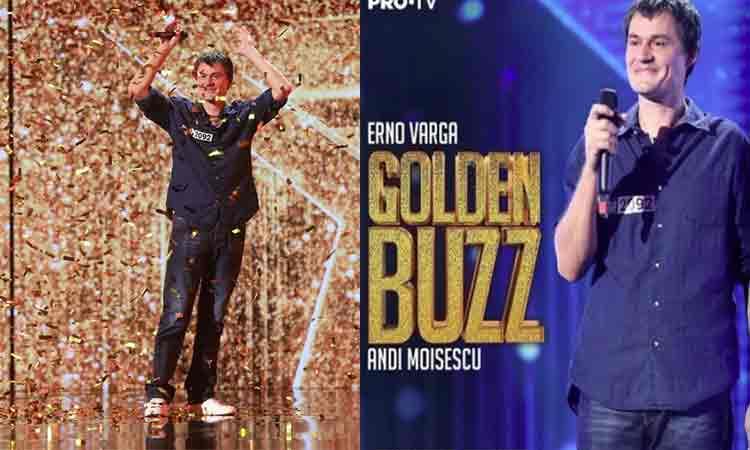 Primul Golden Buzz din sezonul 10