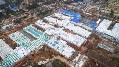 Photo of China sfideaza imposibilul si finalizeaza constructia spitalului din Huoshenshan in 9 zile (Video)