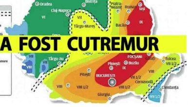 Photo of Cutremur in Romania, in aceasta dimineata. Unde s-a produs si ce magnitudine a avut