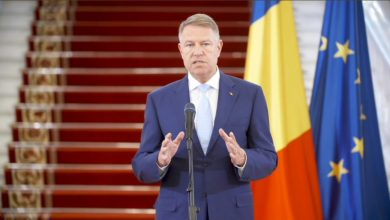 "Photo of Klaus Iohannis: ""Şcolile nu se închid…"""