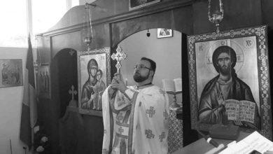 Photo of Doliu in Biserica Ortodoxa din Romania. S-a stins la doar 37 de ani. Trei copilasi au ramas orfani de tata