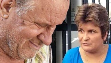 """Photo of Mama Luizei Melencu, față în față cu Gheorghe Dincă! """"Mi-a zis că o să cadă capete mari dacă el spune adevărul"""""""