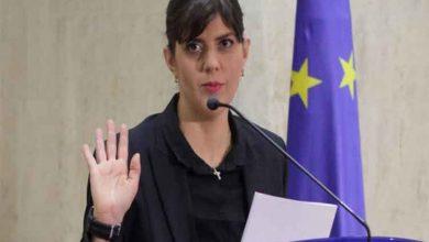 Photo of Laura Codruta Kovesi a depus juramantul. Romanca este primul sef al Parchetului European
