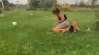 Photo of Copil batut cu salbaticie de parintii unei fetite intr-un parc din Timis.