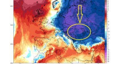 Photo of Vremea pana in Octombrie – Aer polar in weekend, temperaturile scad cu pana la 15 grade