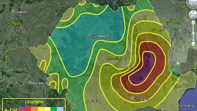 Photo of Cutremur major intr-o zona neobisnuita din Romania. Unde a avut loc si ce magnitudine a avut