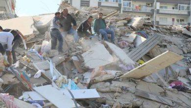 Photo of Imagini apocaliptice din Turcia si Grecia, dupa cutremurul devastator de 7 grade.