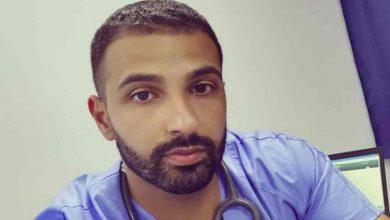 "Photo of Amin Zahra, medic din prima linie: ""Si o maimuta ar fi inteles dupa sapte luni niste reguli""."