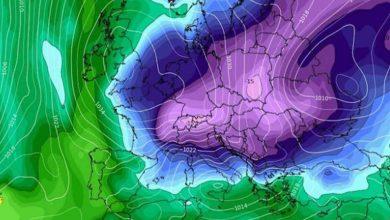 Photo of Vortexul polar loveste Europa. Zonele in care stratul de zapada are aproape un metru