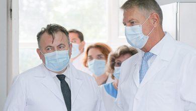 """Photo of Iohannis a făcut anunţul pe care îl aşteaptă România de la începutul pandemiei: """"Avem 3.065 de paturi de Terapie Intensivă pentru toţi pacienţii"""""""
