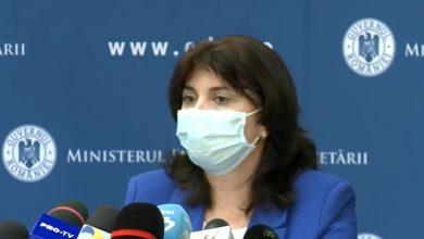 """Photo of Monica Anisie: """"Elevii care nu poartă mască riscă scăderea notei la purtare"""""""