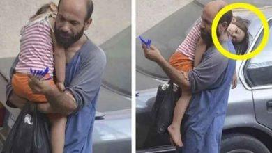 Photo of Povestea emotionanta a unui tata care vindea pixuri pe strada