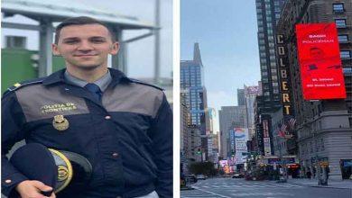 Photo of Un politist roman a salvat 60 de oameni in doar trei ani. Povestea a ajuns pe un panou din New York