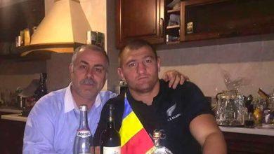 """Photo of Catalin Morosanu, in doliu: """"Exact in salonul in care a avut loc explozia. Nu-mi vine sa cred…"""""""