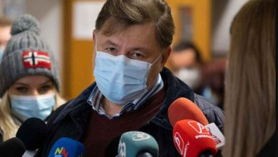 """Photo of Alexandru Rafila, prima declaratie despre noua tulpina de coronavirus: """"Sunt peste 1.600 de persoane infectate"""""""