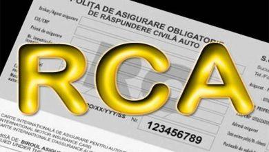 Photo of Asigurarile RCA se scumpesc de la 1 ianuarie 2021. Ce trebuie sa stie fiecare sofer