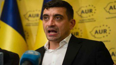 Photo of George Simion, liderul AUR, a anuntat ca partidul sau va declansa suspendarea presedintelui Klaus Iohannis