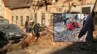 Photo of Veste trista, din pacate. Creste bilantul cutremurului din Croatia. Cate persoane si-au pierdut viata in urma seismului