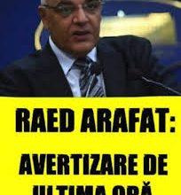 """Photo of Avertismentul lui Raed Arafat: """"Nici nu putem să îi ținem în spitale…"""""""