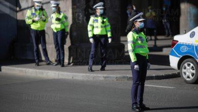 Photo of Oameni tăvăliți pe jos de polițiști, la Gara de Nord, pentru că nu purtau mască