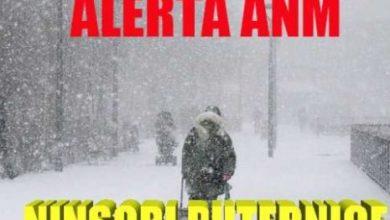 Photo of Anunț ANM! Vremea se schimbă radical! Unde va ninge în următoarele zile