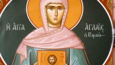 Photo of Citește azi, 19 decembrie, Rugăciunea la Sfânta Aglaia pentru viață cuviincioasă și izbăvire