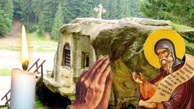 Photo of Citește azi, 18 decembrie, Rugăciunea scurtă la Daniil Sihastru pentru vindecarea trupului și sufletului