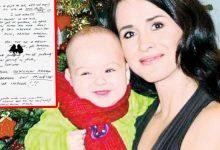 Photo of Biletul de adio lasat de Madalina Manole. Cutremurator ce a cerut pentru copilul ei, inainte sa se stinga
