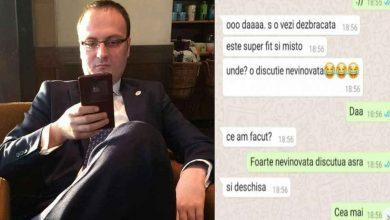 "Photo of Acuzatii grave la adresa lui Alexandru Cumpanasu: ""S-o vezi dezbracata. E super fit"""