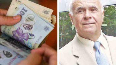 Photo of El este barbatul cu cea mai mare pensie din Romania. Ce a muncit la viata lui. Incaseaza acum mai bine de 700 de milioane de lei vechi