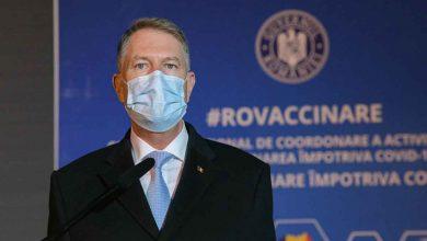 Photo of Klaus Iohannis, a anuntat oficial ca se va vaccina anti-COVID-19 peste cateva zile.