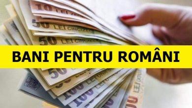 Photo of Se dau bani de la Stat pentru 4,5 milioane de romani. Anuntul ministrului