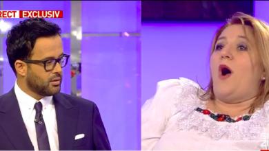 Photo of Diana Șoșoacă, umilită din nou la TV. A fost dată afară din emisiunea lui Gâdea