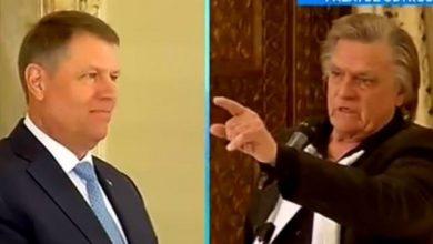 Photo of Știţi ce mi-a zis neamțu'? Dialogul spumos dintre preşedintele Klaus Iohannis şi Florin Piersic, de ziua sa