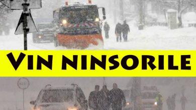 Photo of Avertizare meteo specială pentru București de la ANM. 4 zile de ninsori în Capitală
