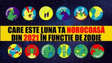 Photo of Zodiile care sunt lovite de un MARE NOROC in luna februarie 2021