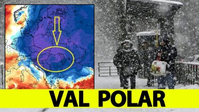 Photo of Val de aer polar peste România. GER si NINSOARE în toată țara!