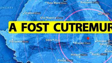 Photo of Un nou cutremur în România. Ce magnitudine a avut seismul