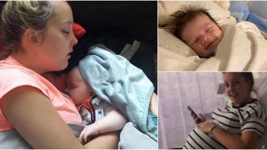 Photo of O tanara de 17 ani a murit la nastere, iar familia i-a asezat bebelusul la piept, cu putin timp inainte sa isi dea ultima suflare