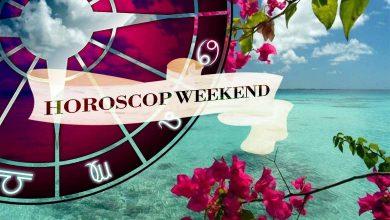 Photo of Horoscopul de Weekend 25-27 Iunie 2021 – Bunăstare și armonie pentru toate zodiile!
